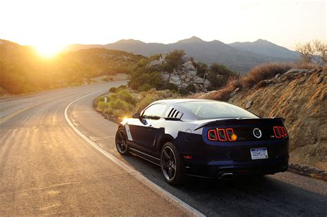the gallery for gt highway driving california s scenic hwy 74 in the 2014 roush stage