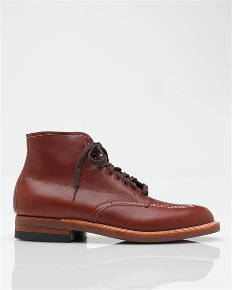 alden indy boot brown indy boot soletopia