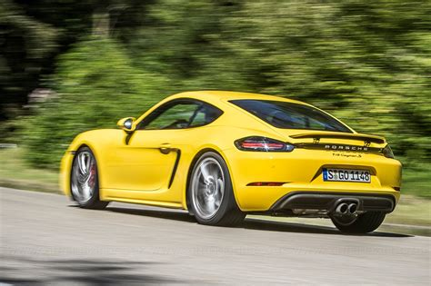 porsche vs test audi tt rs vs porsche 718 cayman s by car magazine