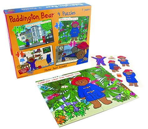 libro paddington at the rainbows rainbow modelo a escala oso paddington rainbow designs pa1212 baulofertas com