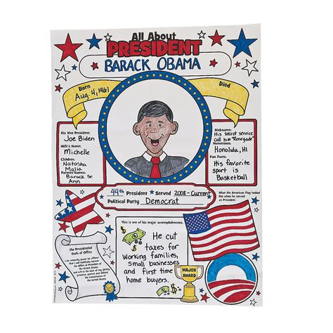 17 Best Ideas About Presidential Caign Posters On - color your own all about the presidents posters