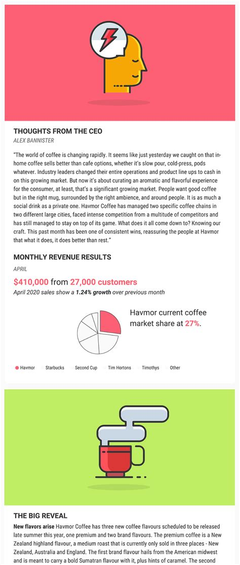 45 Engaging Email Newsletter Templates Design Tips Exles For 2019 Venngage Email Marketing Templates 2018