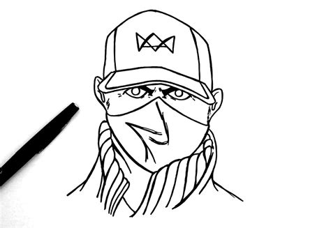 watch dogs coloring page watch dogs 2 coloring pages coloring pages