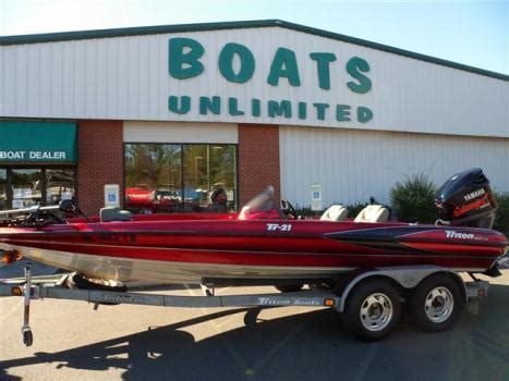 used boats raleigh nc triton boats for sale in raleigh north carolina