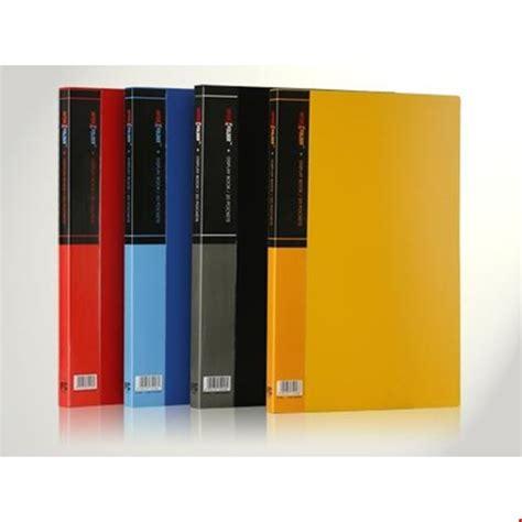 Harga Clear Holder A4 jual clear holder 120 a a4 20 pcs inter x folder beli