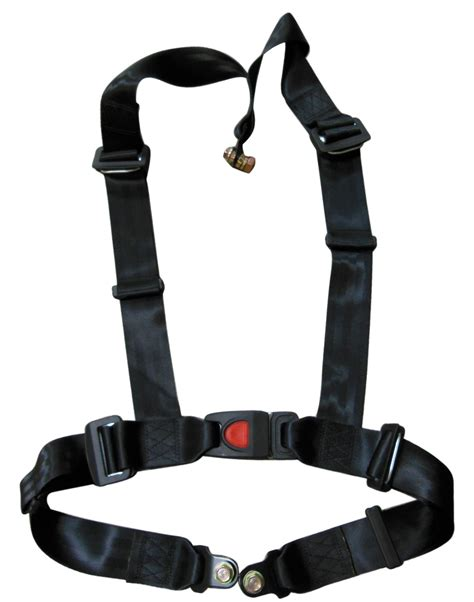 3 point seat belt shoulder harness 400519 bmi karts