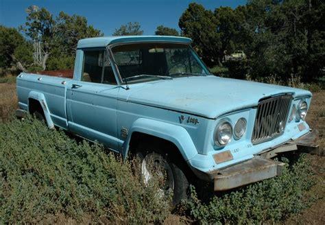 J2000 Jeep Ran When Parked 1966 Jeep J2000