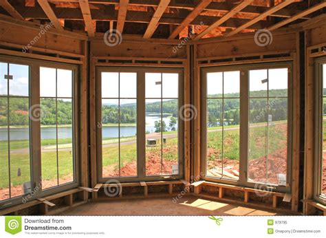 new windows house new windows interior royalty free stock photo image 979795