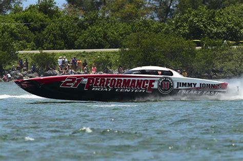 performance boat center south florida performance boat center jimmy john s wins sbi marathon