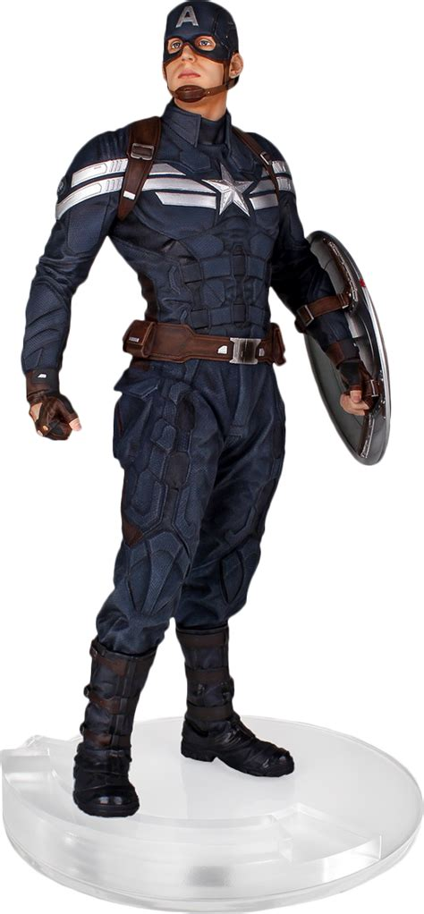 Kaos Captain America Stealth Suit Winter Soldier captain america the winter soldier captain america
