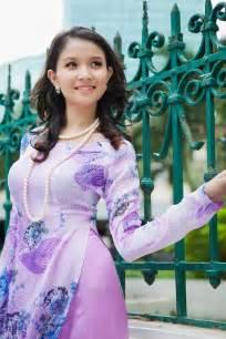 Ao dai viet purple spring beauty wallpaper download 169 anh ao dai