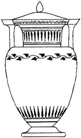 coloriage vase grec antique coloriages 224 imprimer gratuits