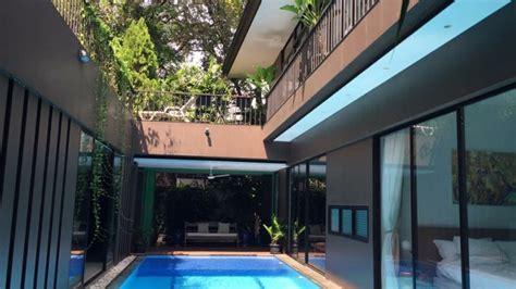 disewakan rumah minimalis  swimming pool  kebayoran