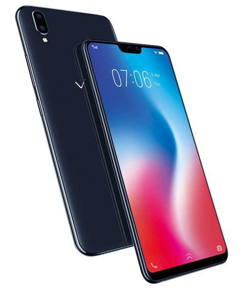 Vivo V9 vivo v9 with 6 3 inch 19 9 fullview display 24mp selfie