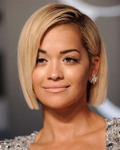 thick blonde hair styles tucked behind ears 100 short hairstyles for women 2014 fashionisers
