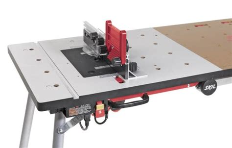 skil work bench skil 3100 11 x bench router kit insert plate