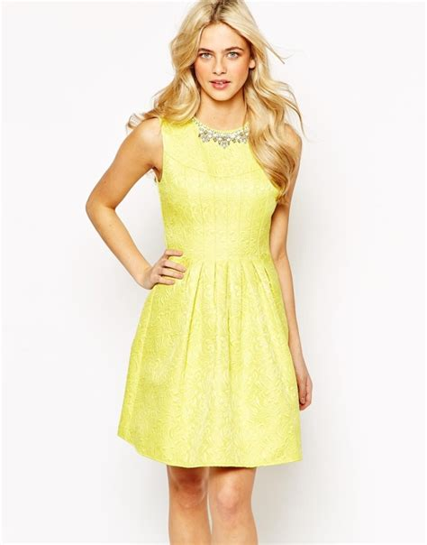 Donma Dress Yellow by What To Wear To A June Wedding