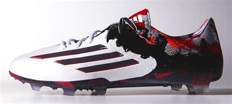 lionel messi s custom adidas messi pibe de barr10 boots
