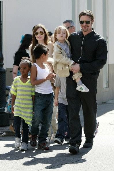 Amid Custody Battle And Keep On Rollin by Brad Pitt Is Not Dating Or Partying Amid His Custody