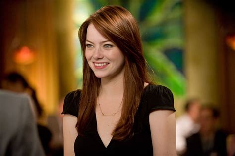 film emma stone allocine photo de emma stone crazy stupid love photo emma