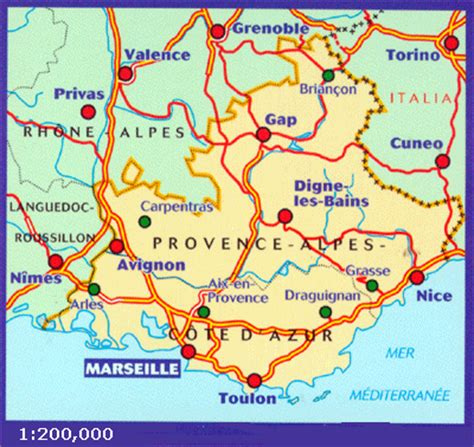 map of provence michelin map michelin 527 provence alpes cote d azur