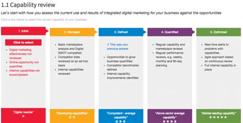 digital marketing caign planning template introducing race a practical framework to improve your