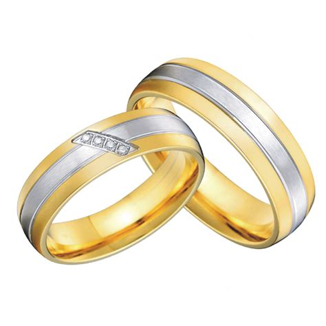 cheap wedding bands and set couples rings with