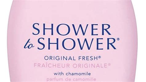 Does Shower To Shower Cause Ovarian Cancer by Johnson Johnson Shower To Shower In Advertising