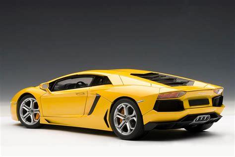 Autoart Lamborghini Autoart Lamborghini Aventador Lp700 4 Giallo