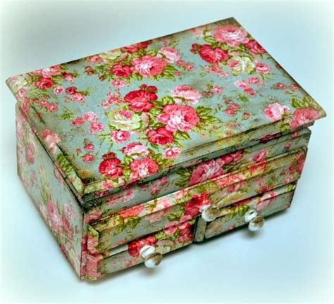 Decoupage Boxes - 1000 images about decoupage ideas on
