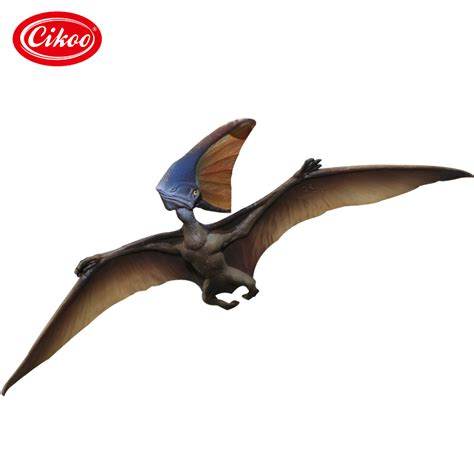 dinosauri volanti jurassic pteranodon dinosaur world park flying model