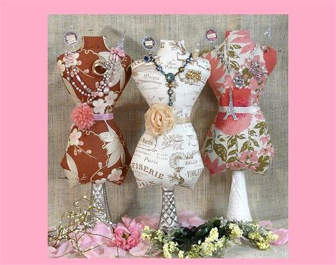 large pattern holder large mannequin dress form pdf pattern jewelry holder