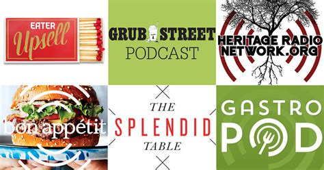 The Splendid Table Podcast by The Best Food Podcasts To Check Out Now