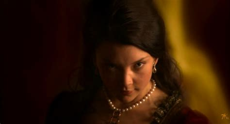natalie dormer as boleyn la boleyn early in the netherlands