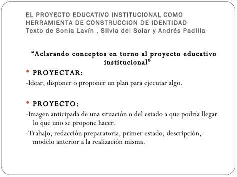 modelo de plan de trabajo institucional de toe modelo de plan de trabajo institucional de toe