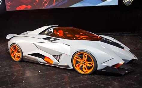 Lamborghini Reveals Egoista Concept at 50th Anniversary Gala