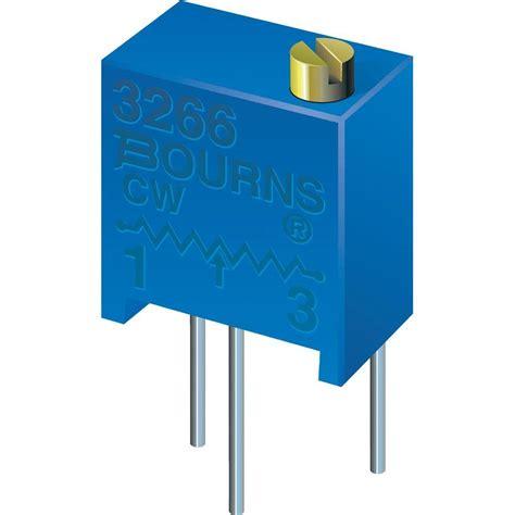 variable resistor element14 3266x 1 103lf bourns 3266x1103lf datasheet