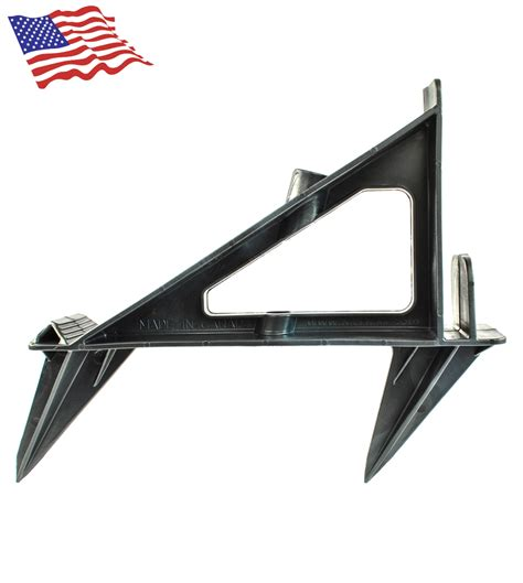 backyard ice rink brackets nicerink support bracket system us shipping