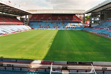 layout of villa park stadium ugly stadia arenas page 3 skyscrapercity