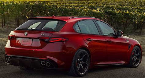 Alfa Romeo Wagon by Alfa Romeo Giulia Gets A Digital Sportwagon Version