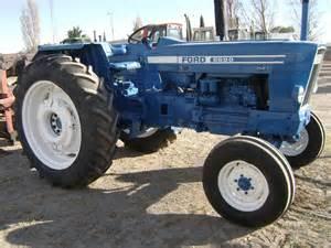 Tractores Ford Tractores Usados Tractores Ocasion Tractores De