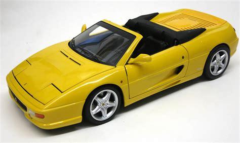 California Style House hot wheels elite 1 18 ferrari f355 spider yellow