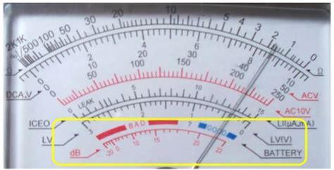 Avometer Yang Kecil Pengertian Avometer Dan Fungsinya Panduan Teknisi