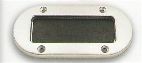 boat scuppers scuppers drains transom rectangular scupper 8 quot x 4