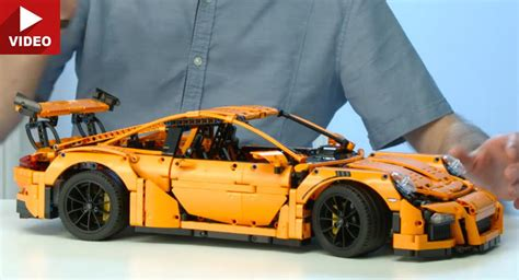 lego porsche 911 gt3 rs lego technic 911 gt3 rs will set you back 299