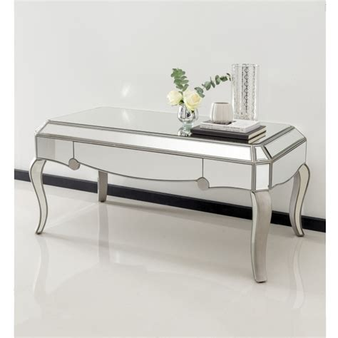 cheap mirrored coffee table mirrored coffee table shop for cheap tables and save