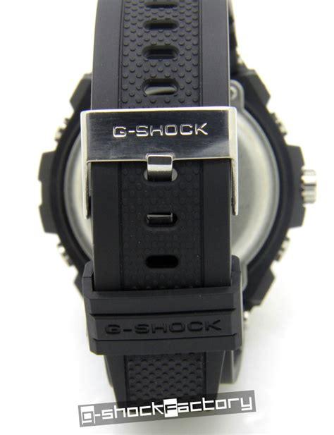 G Shock Gst 110 g shock gst 110 steel silver black by www g