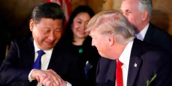 whatever trump said to china on north korea it seems like