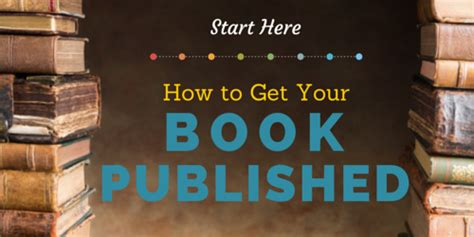 getting books start here how to get your book published friedman