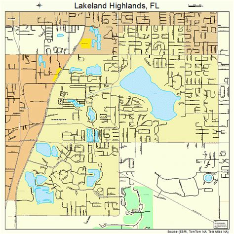 lakeland florida map lakeland fl pictures posters news and on your